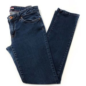 Tommy Hilfiger Jeans Straight Leg Dark Blue